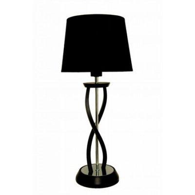 Cottex Spirello Bordslampa Svart