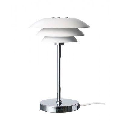 DL20 Bordslampa Vit - DybergLarsen