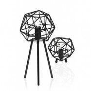 Globen Lighting Bordslampa Diamond Svart