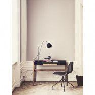 GUBI Bestlite BL1 bordslampa krom/svart