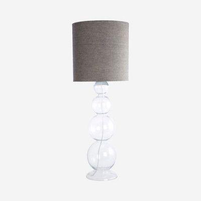 House Doctor Bordslampa Bubble 58 cm - Klar