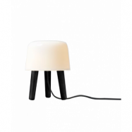 Milk NA1 Bordslampa Svart - &tradition