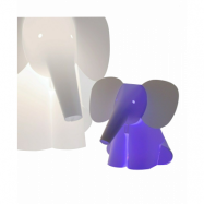 Mini Zoolight Elefant Bordslampa - Intermezzo