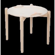 Brickbord i trä, d65 h58