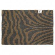 Dörrmatta Zebra Taupe/Grå 60x90 cm