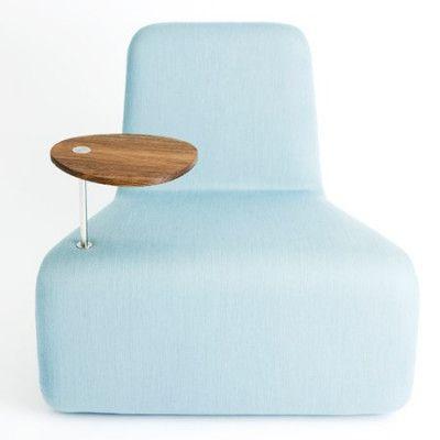 Anne Linde Urban lounge fåtölj – med bord