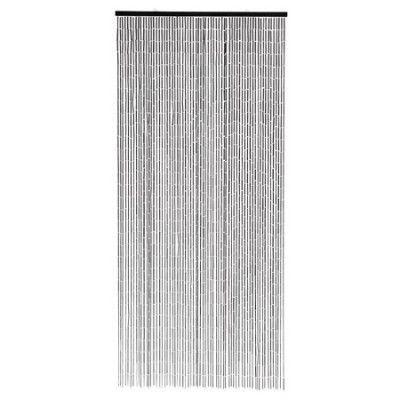 Gardin Bambu 200x90 cm Svart