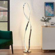 Lucande Xalia LED-golvlampa