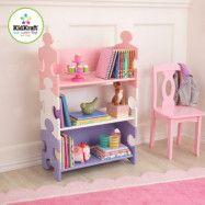 Kidkraft Puzzel bokhylla - Pastel
