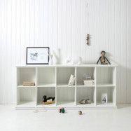 Oliver Furniture Seaside Hylla Låg 5 Sektioner