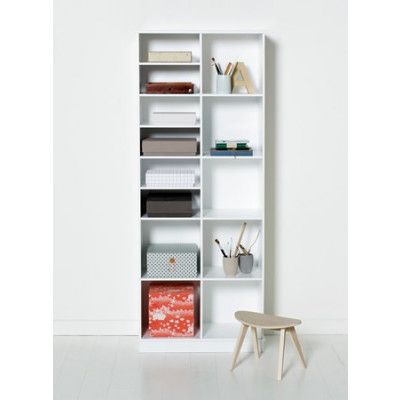 Oliver Furniture Wood shelving unit golvhylla - 2x5