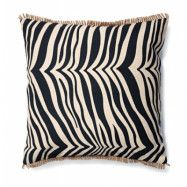 Classic collection Kudde Zebra - Svart