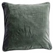 DAY Home Velvet Cushion Cover Kuddfodral - Agath green