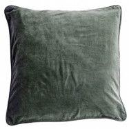 DAY Home Velvet Cushion Cover Kuddfodral - Agath green