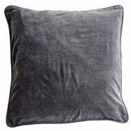 DAY Home Velvet Cushion Cover Kuddfodral - Unblack