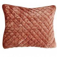 DAY Home Velvet Quilted Kuddfodral 40x60 - Caramel