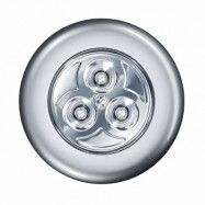 LEDVANCE DOT-it classic LED-lampa silver