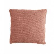 Madam Stoltz Kuddfodral 80x80 cm - Dusty rose