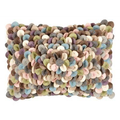 Moltex Confetti kudde 2 pack - Grå