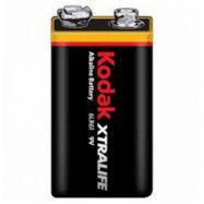 Alkaliskt batteri Kodak 9 V