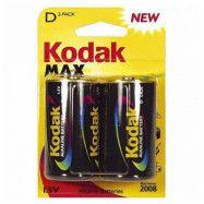 Alkaliskt batteri Kodak LR20 1,5 V