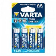 Alkaliskt batteri Varta 1,5 V 2930 mAh High Energy