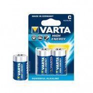 Alkaliskt batteri Varta LR14 C 1,5 V High Energy