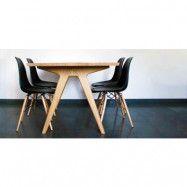 Hans Hansen Diningtable small matbord med insats
