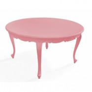 JSPR Plastic Fantastic Dining table Orange