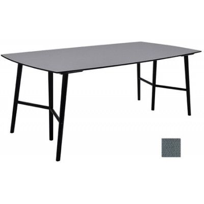 RGE Perstorp 150 matbord – Laminat/svart