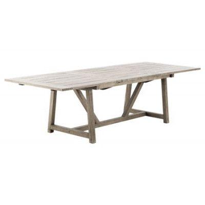 Sika Design George utdragbart matbord - 100 x 200 (280)