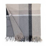 Elvang Manhattan throw pläd – Natural