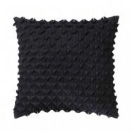 Kuddfodral sha-dows 50x50 cm, vit/svart