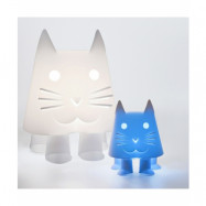 Mini Zoolight Katt Bordslampa - Intermezzo
