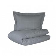 ANUA 230x220/50x60 grå, Sängkläder