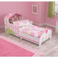 Kidkraft Dollhouse cottage barn sängkläder