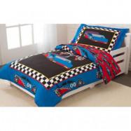 Kidkraft Racecar barn sängkläder