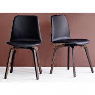 Dk3 Copilot Chair - Valnöt