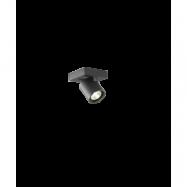 Focus 1 Taklampa Svart - LIGHT-POINT