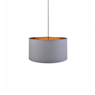 Markslöjd Suit Taklampa Grå/Guld 57 cm