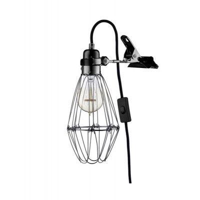 Work lamp de lux Svart - Hey There Hi