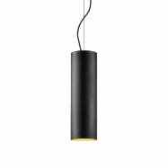 Zero S+ Taklampa Svart/Guld - LIGHT-POINT