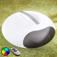 Bärbar högtalare Jupita med RGB-LED-lampor