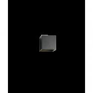 Box Mini Up/Down LED 3000K Vägglampa Svart - LIGHT-POINT