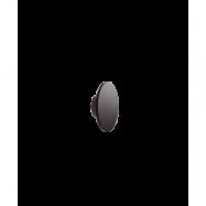 Soho W2 LED 3000K Vägglampa Ø20 Svart - LIGHT-POINT