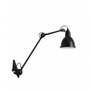 222 XL Outdoor Vägglampa Svart - Lampe Gras