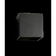 Box XL Vägglampa Svart - LIGHT-POINT