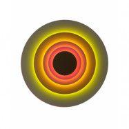 Concentric L Vägglampa Corona - Marset